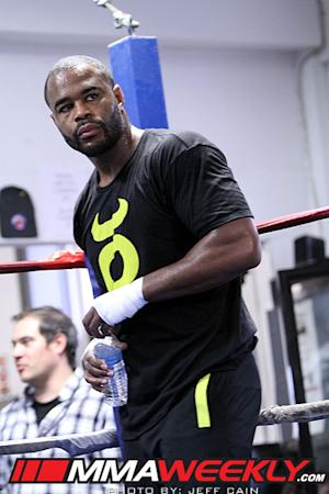 Rashad Evans Knows What He Has to Do to Beat Dan Henderson at UFC 161