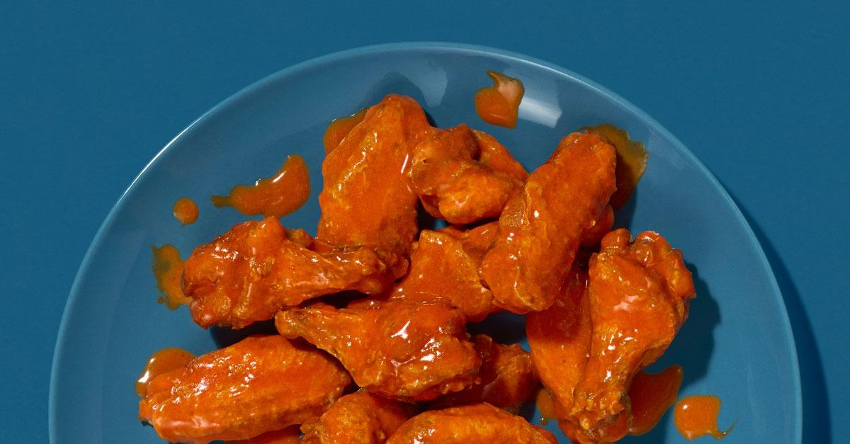 What makes our chicken wings so delicious?