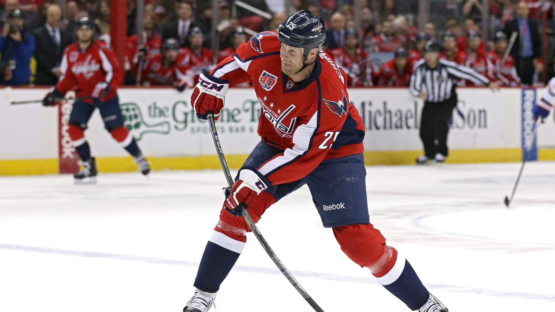 Capitals extend winning run to five, Stars overturn three-goal deficit