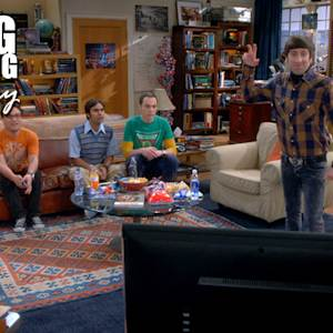 The Big Bang Theory - Pro-Athletes