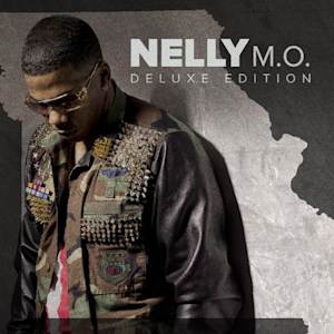 "This CD cover image released by Republic shows the deluxe edition of ""M.O.,"" by Nelly. (AP Photo/Republic)"