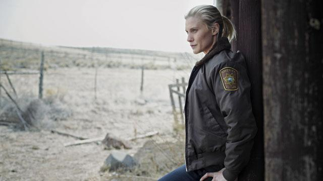 Katee Sackhoff on Playing 'Herself' in 'Longmire'