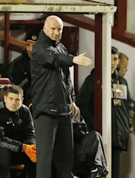 Peter Houston was was delighted with Dundee United's comeback win at Ross County