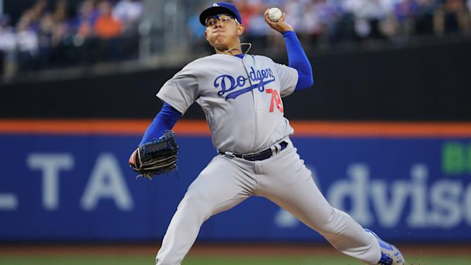 Urias battles on MLB debut, Donaldson stars