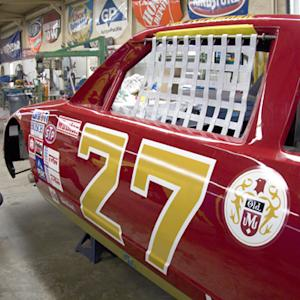 Classic Tim Richmond & Dale Earnhardt NASCAR Restorations: Garage Tours With Chris Forsberg