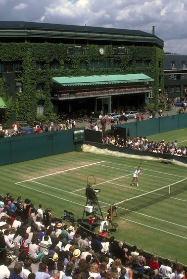 Wimbledon history