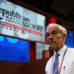 Ron Paul: Congressional Black Caucus Opposed War Because They Wanted To Spend Money On Food Stamps Instead