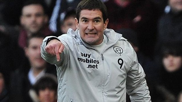 Nigel Clough (PA Photos)