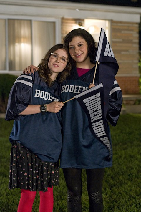 Whip It Production Photos 2009 Fox Searchlight Pictures Ellen Page Alia Shawkat