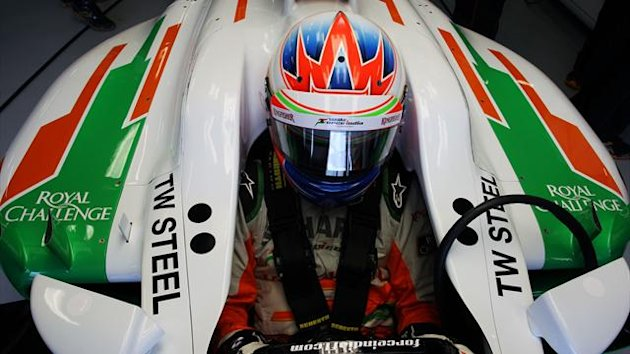 2013 Force india VJM06