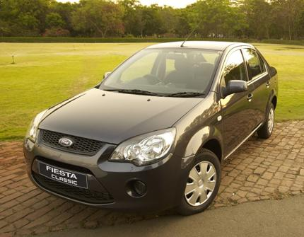 Ford India launches Fiesta classic model at Rs 5.58 lakh