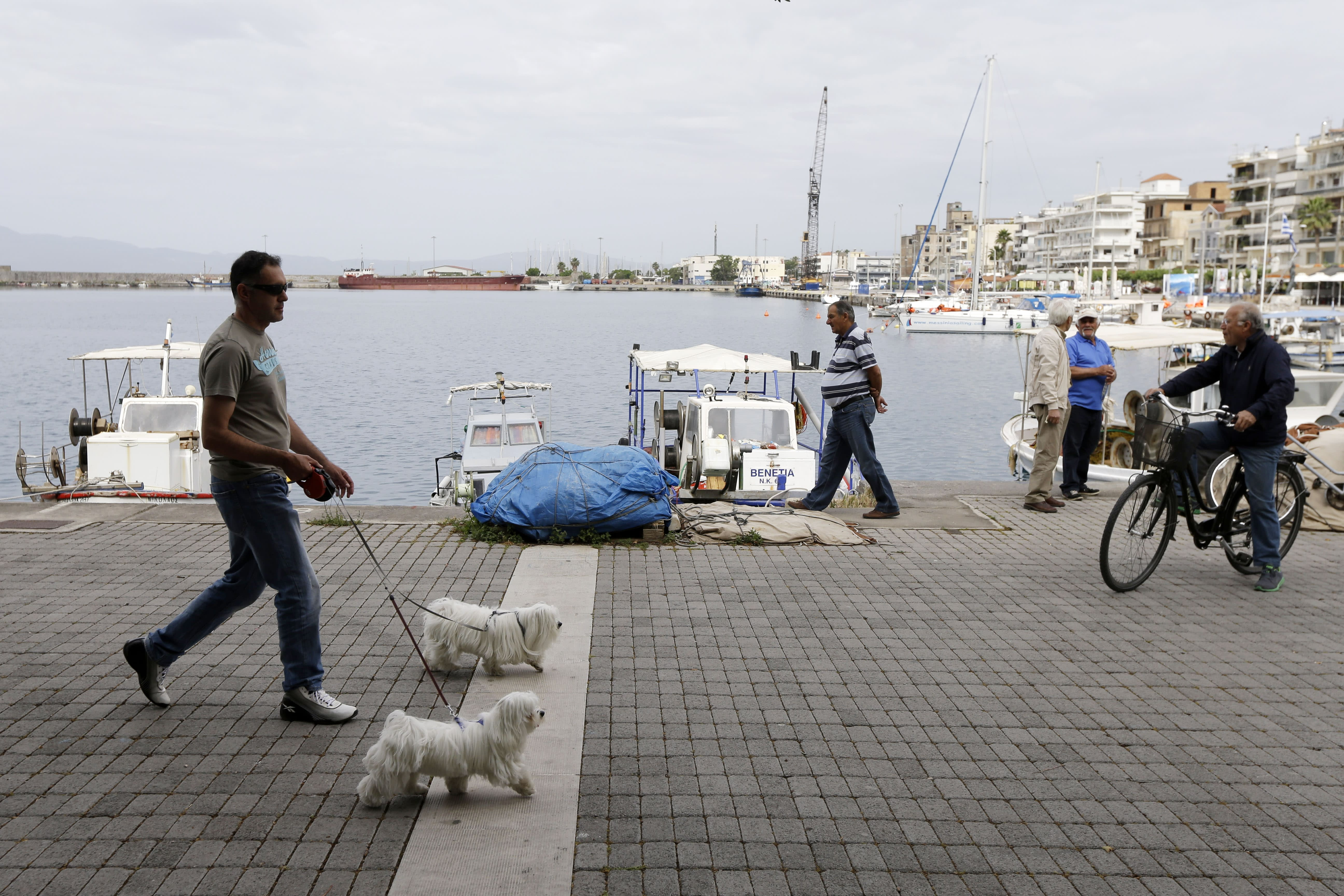Greece aims to have bailout deal by Sunday