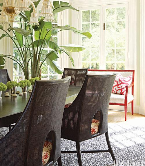 Use an Outdoor Rug Indoors