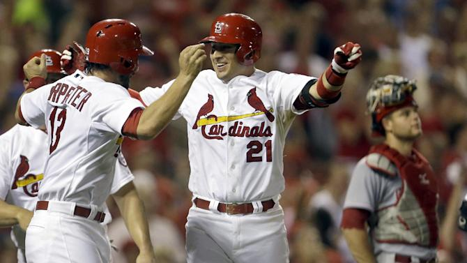Craig powers Cardinals past Reds 8-6