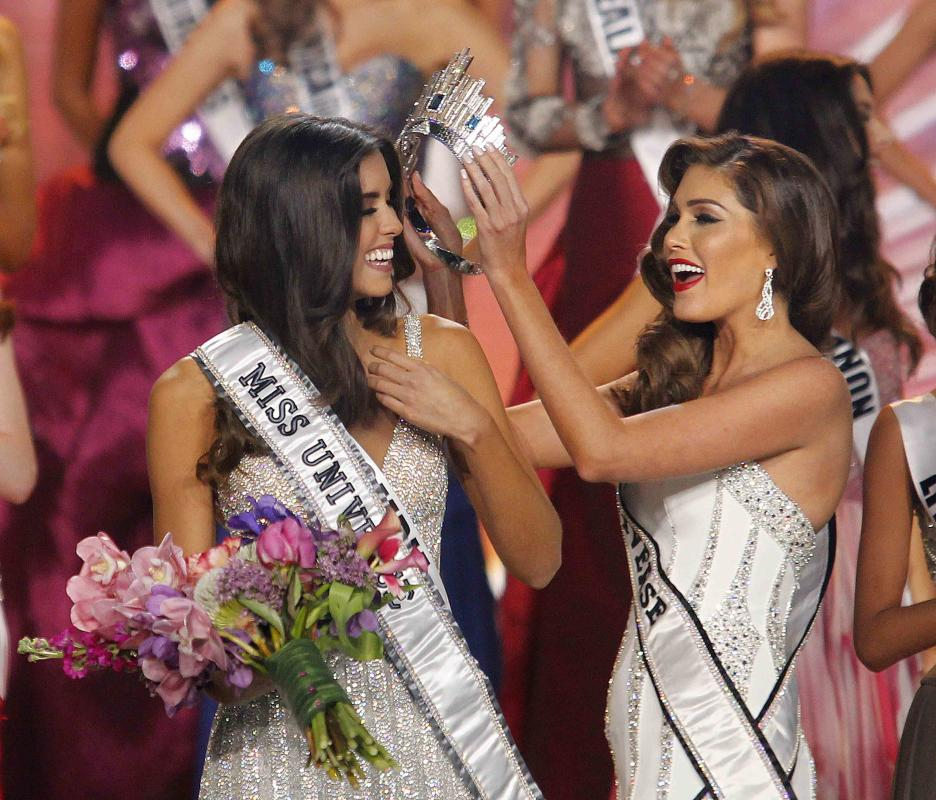 ♔ MISS UNIVERSE® 2014 - Official Thread- Paulina Vega - Colombia ♔ - Page 2 2015-01-26T045239Z_2114312703_GM1EB1Q0ZK301_RTRMADP_3_USA-MISSUNIVERSE