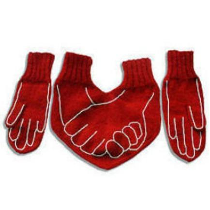 Dual Gloves for Him and Her