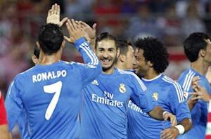 Granada 0-1 Real Madrid: Early Benzema strike proves decisive