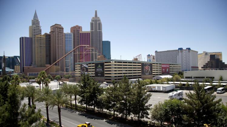 MGM, AEG to develop 20K seat Las Vegas Strip arena