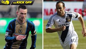 Kick Off: MLS star Landon Donovan faces potential heir to throne in top scorer Jack McInerney