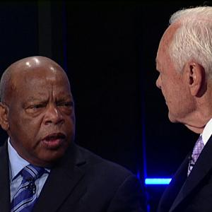 "Bob Schieffer hosts ""50 Years Later, Civil Rights"""