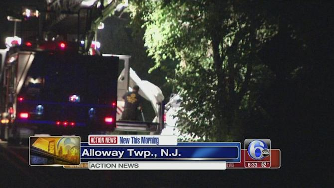 Driver, passenger killed in Alloway Township crash ID'd