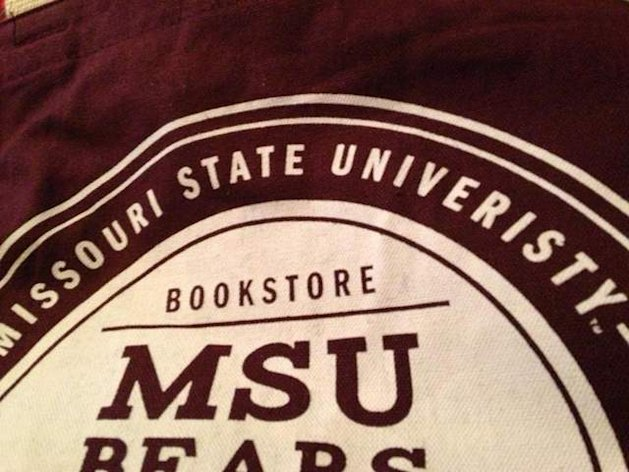 The MSU bookstore handed out about 6,000 book bags with the word &quot;university&quot; misspelled.