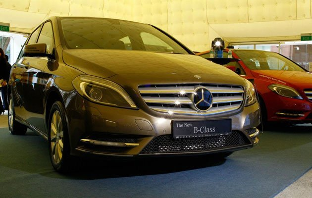 Mercedes Benz (Photo by Tony Lim)