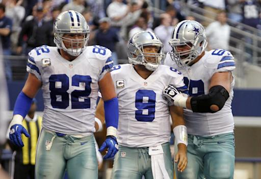Romo, Cowboys avoid upset, beat Vikings 27-23