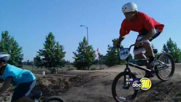 A very special four-wheeler was stolen in Atwater