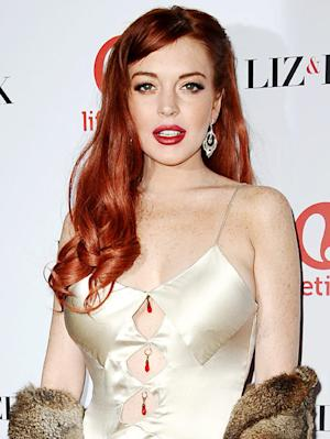 Lindsay Lohan's Bank Accounts Seized by the IRS