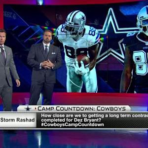 Camp Countdown: Dallas Cowboys