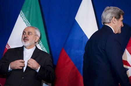 U.S. says might talk to Iran about regional stability, cites Syria