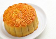 Traditional mooncakes are made of lotus seed paste but some made of precious metals have proved extremely popular this year