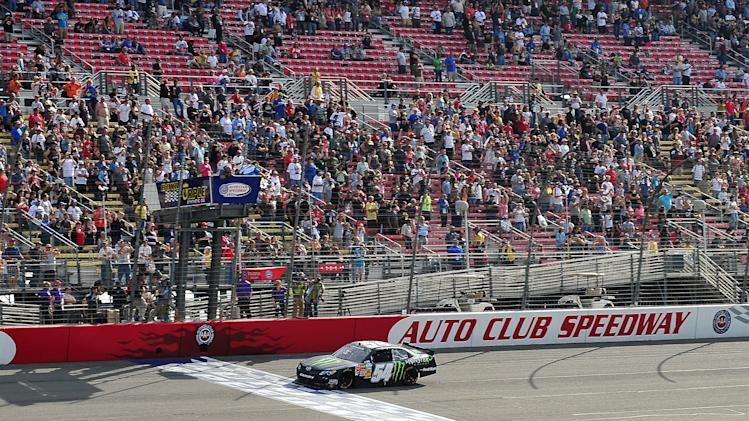 NASCAR Nationwide Series: Royal Purple 300