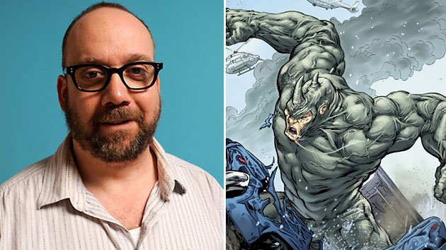 Paul Giamatti is reportedly in talks for a 'Spider-Man 2' villain role