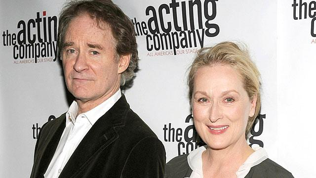 Kevin & Meryl to Unite for 'Romeo and Juliet'