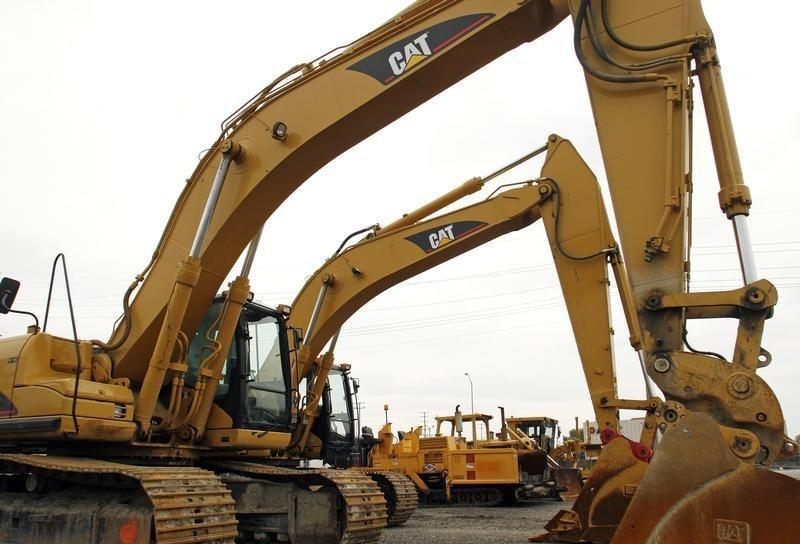 Caterpillar Inc plans to cut 475 more jobs amid revenue decline