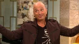 Howie Mandel stops by Access Hollywood Live on January 11, 2012  -- Access Hollywood