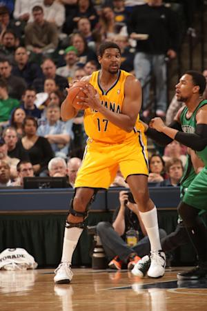 Pacers coach rules out Bynum for Hawks series