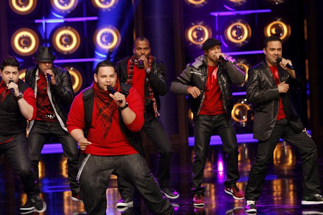 "Nota  on the first season of ""The Sing-Off."" Nota, originally from San Juan, Puerto Rico, won the first season of ""The Sing-Off."" This all-male sextet met in college and has been sharing its passion f"