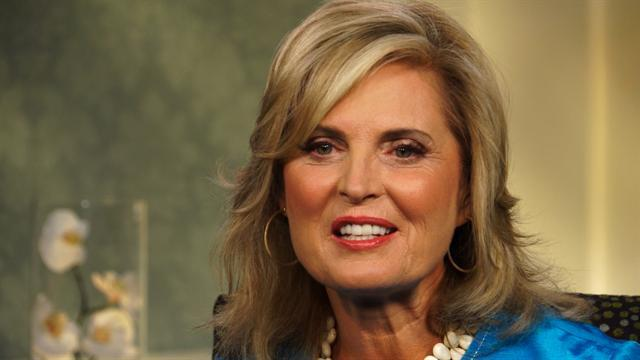 Ann Romney on reconciling with Obama, Christie-Obama bromance