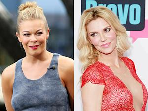 "LeAnn Rimes on Brandi Glanville: ""I Don't Want to Feed Into the Drama"""
