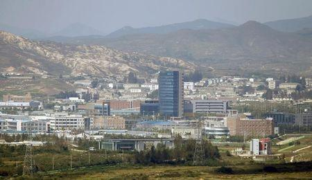 South Korea says North drops demand for wage hike at joint factory park