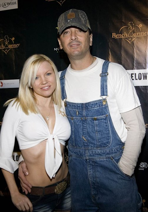 Scott Baio and Renee Sloan at the Model's Monster Mash - Benchwarmer Halloween Party.