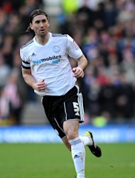 Shaun Barker will miss the rest of this campaign due to a knee injury