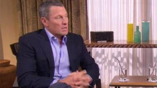 Armstrong: I 'didn't Try to Stop' Doping Culture