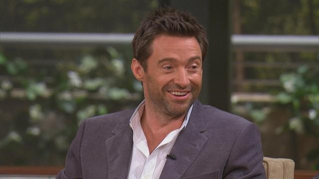 Hugh Jackman: The Full Interview