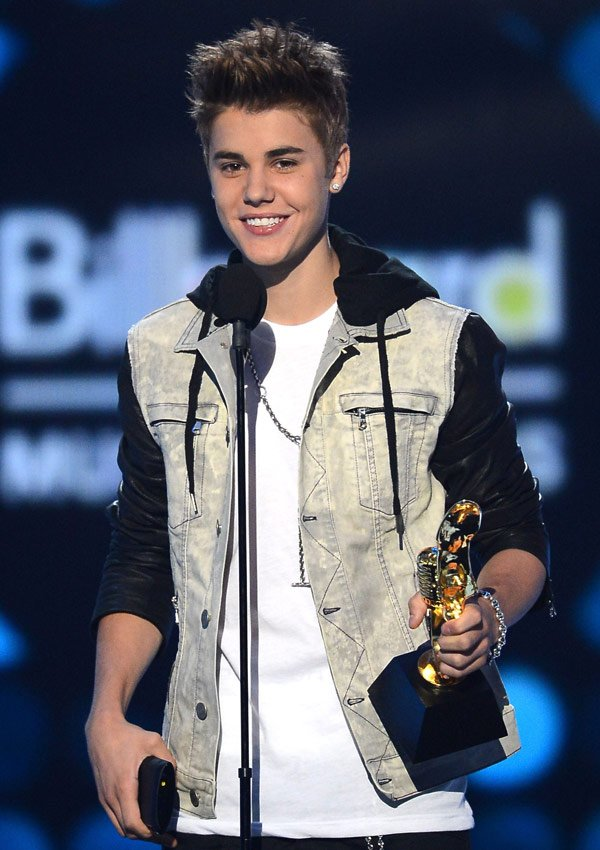 2012 Billboard Awards Winners — Justin Bieber Leads The Pack
