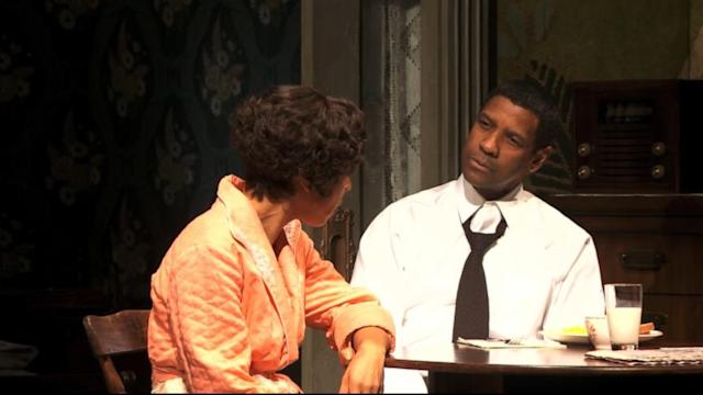 Denzel Washington Takes Broadway by Storm in Raisin in the Sun