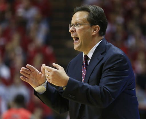 No. 1 Indiana handles Ball State 101-53